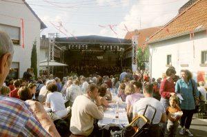 """3. Kultur Open Air """"Im Rausch der Sinne"""" 2001"""