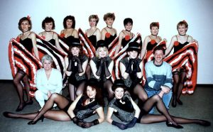Die Tanzgruppe 1994