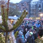 Weihnachtsmarkt in Hofheim