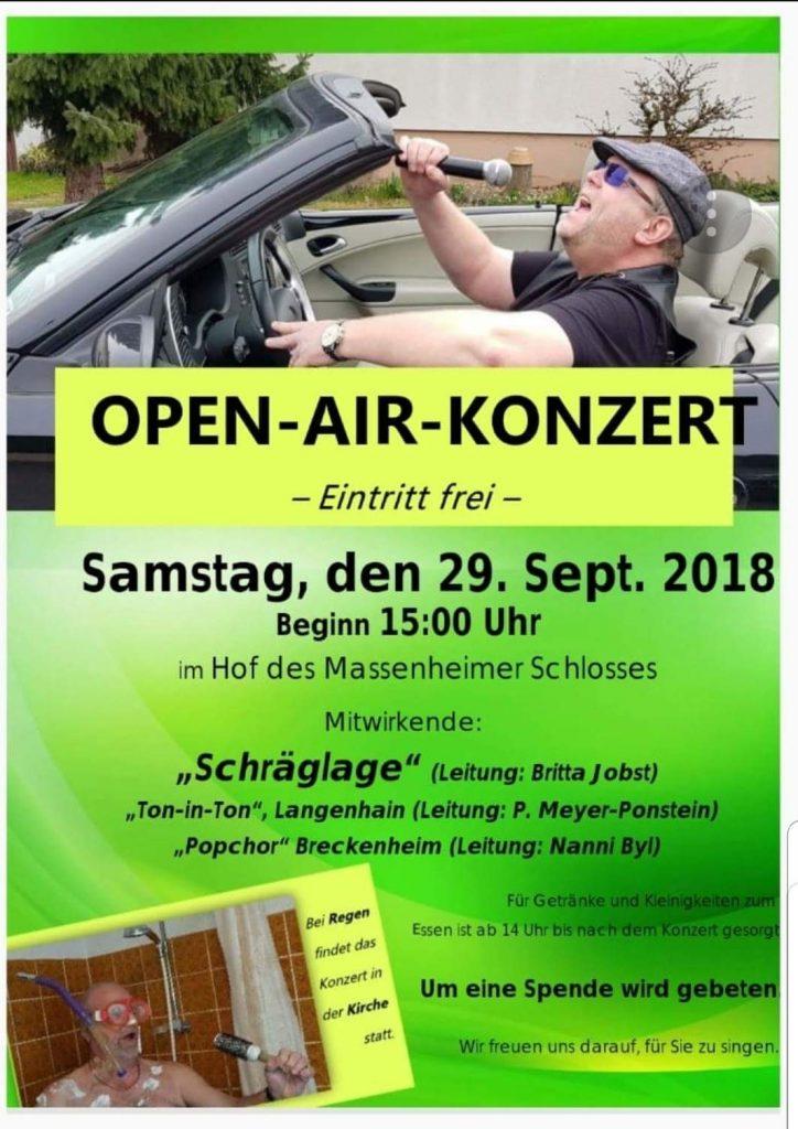 Open Air in Massenheim